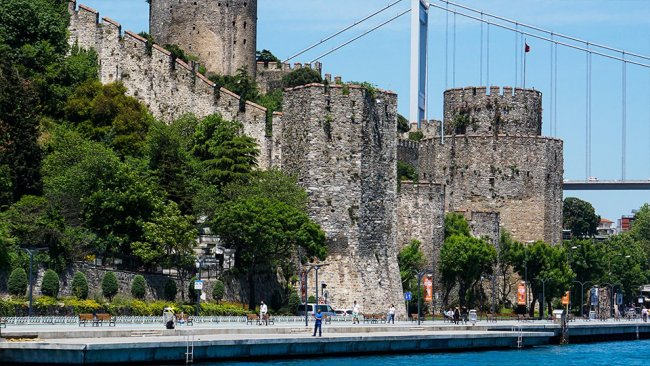 2-hour-golden-horn-and-bosphorus-cruise-tour - 7