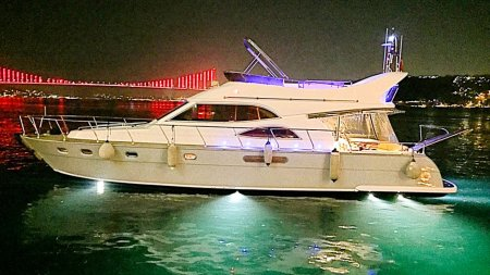 bosphorus-sunset-cruise-on-a-private-yacht - 1