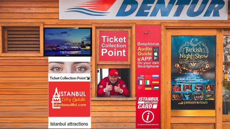 Bosphorus Tour in Istanbul - 2