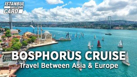Bosphorus Tour in Istanbul - 1