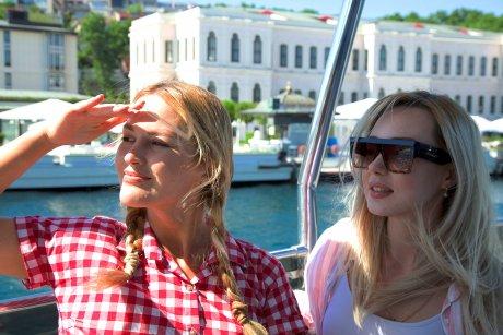 bosporus sunset cruise on luxury yacht 2021 passing the iconic palaces and historical sites - 2