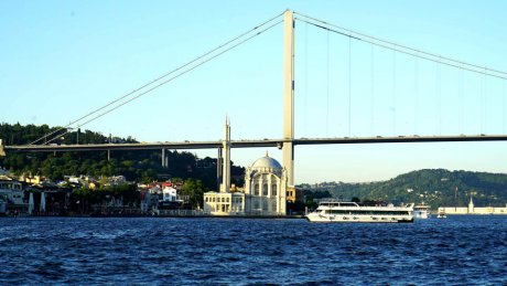 Bus-and-Boat-Istanbul-Bosphorus-view - 18