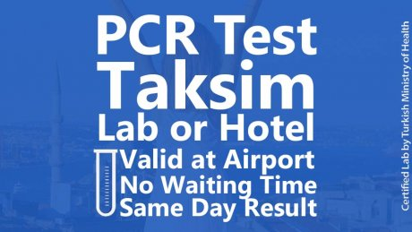 COVID-19 PCR TEST in Istanbul Hotel - 5