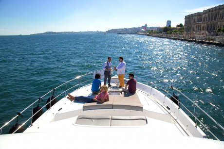 Cruise up and down the Bosphorus, passing the iconic palaces and historical sites - 7