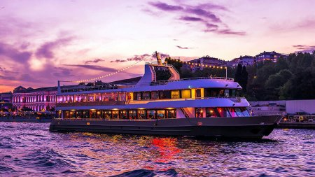 first-class-bosphorus-dinner-cruise-and-oriental-show - 1