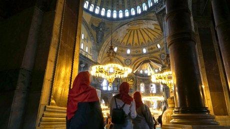 Hagia Sophia Istanbul Ticket Tour - 19