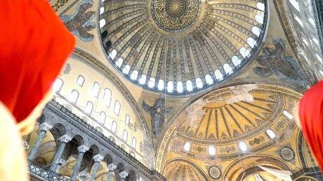 Hagia Sophia Istanbul Ticket Tour - 12