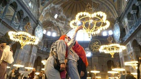 Hagia Sophia Istanbul Ticket Tour - 8