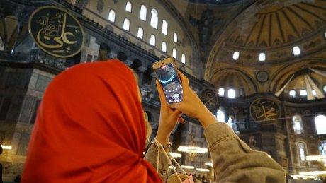 Hagia Sophia Istanbul Ticket Tour - 17