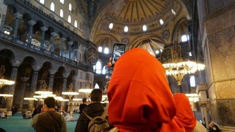Hagia Sophia Istanbul Ticket Tour - 4