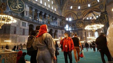 Hagia Sophia Istanbul Ticket Tour - 18