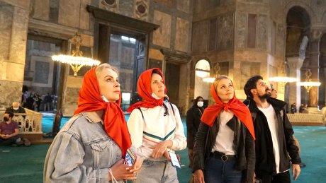 Hagia Sophia Istanbul Ticket Tour - 11