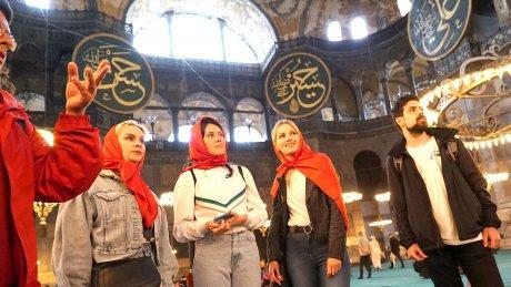 Hagia Sophia Istanbul Ticket Tour - 9