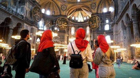 Hagia Sophia Istanbul Ticket Tour - 15