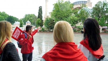 Hagia Sophia Istanbul Ticket Tour - 26