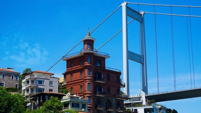 istanbul-bosphorus-cruise-and-audio-guide - 14