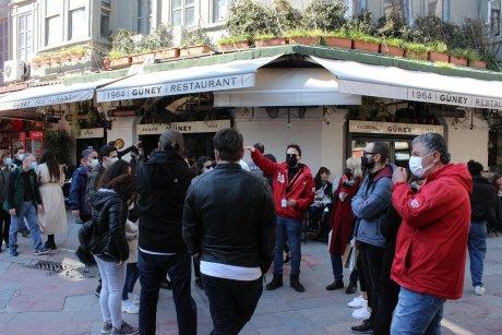 Istanbul Free Walking Tour at Taksim, Galata Tower and Dervish Lodge - 7