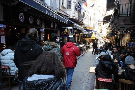 Istanbul Free Walking Tour at Taksim, Galata Tower and Dervish Lodge - 17