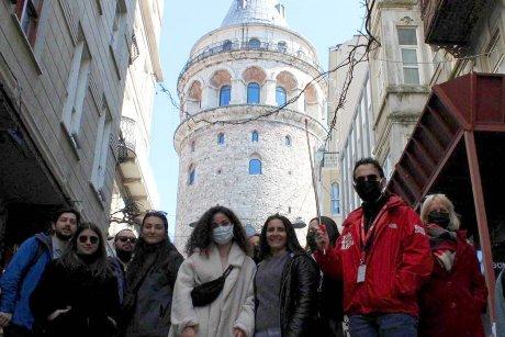 Istanbul Free Walking Tour at Taksim, Galata Tower and Dervish Lodge - 8