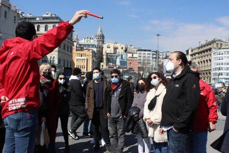 Istanbul Free Walking Tour at Taksim, Galata Tower and Dervish Lodge - 2
