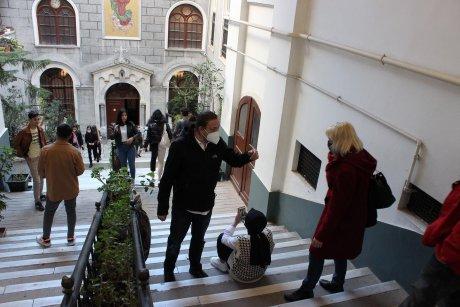 Istanbul Free Walking Tour at Taksim, Galata Tower and Dervish Lodge - 10