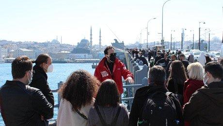 Istanbul Free Walking Tour at Taksim, Galata Tower and Dervish Lodge - 1