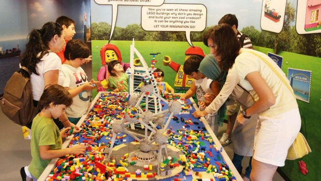 Legoland Discovery Center Istanbul - 3