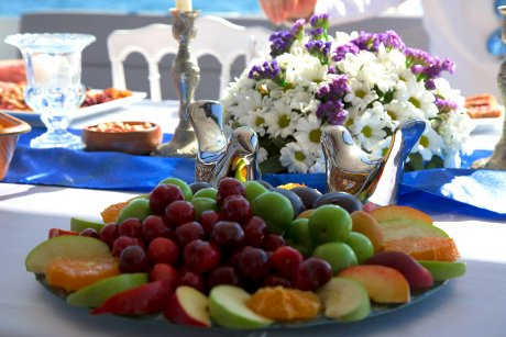 Luxury Yacht Tour, Fruits and Snacks - 23