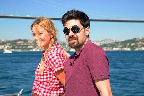 Luxury Yacht Tour Istanbul, bosporus bridge - 20