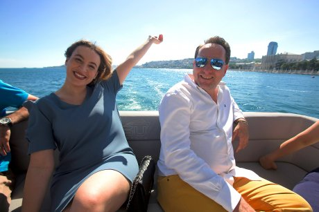 Luxury Yacht Tour Istanbul, Enjoy an intimate trip as group sizes are limited to 15 people - 17