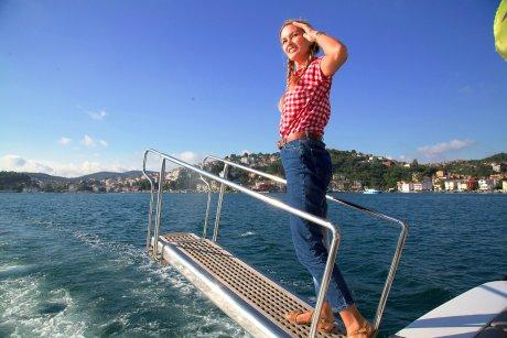 Luxury Yacht Tour on the Bosporus - 32