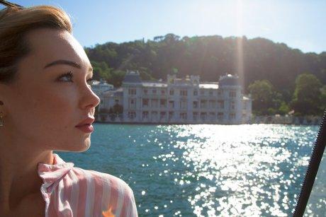 Luxury Yacht Tour on the Bosporus, castels - 33