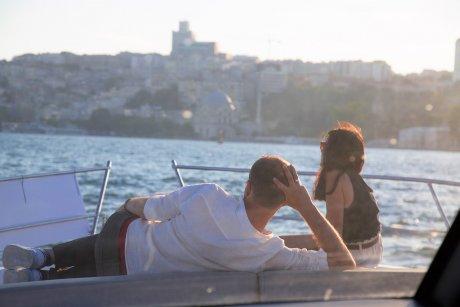 Luxury Yacht Tour on the Bosporus in sunset - 34