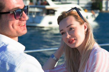 Luxury Yacht Tour on the Bosporus, love - 35