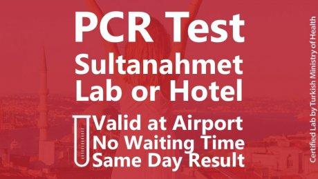 PCR Test at Sultanahmet Square - 8