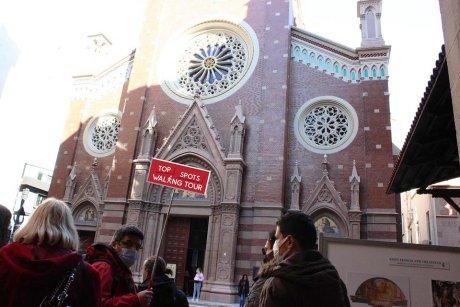 top-spots-walking-tour-istanbul-hagia-sophia - 34