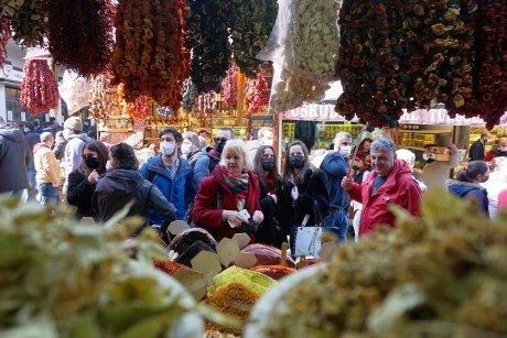 top-spots-walking-tour-istanbul-hagia-sophia - 24