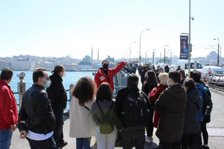 top-spots-walking-tour-istanbul-hagia-sophia - 30