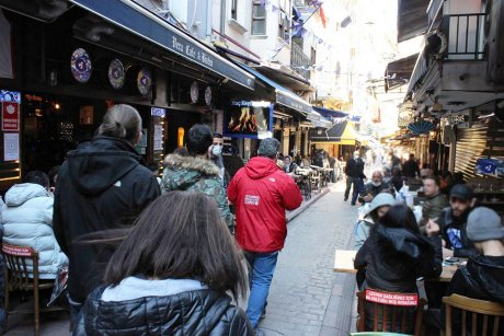 top-spots-walking-tour-istanbul-hagia-sophia - 42