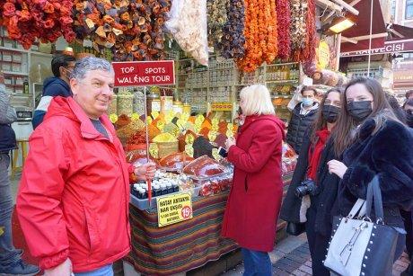 top-spots-walking-tour-istanbul-hagia-sophia - 23
