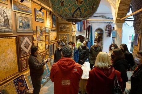 top-spots-walking-tour-istanbul-hagia-sophia - 20