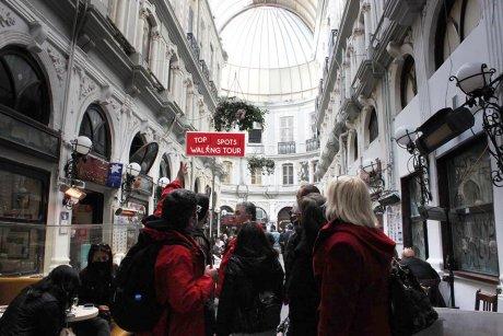 top-spots-walking-tour-istanbul-hagia-sophia - 37