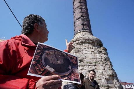 top-spots-walking-tour-istanbul-hagia-sophia - 11