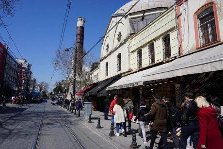 top-spots-walking-tour-istanbul-hagia-sophia - 10
