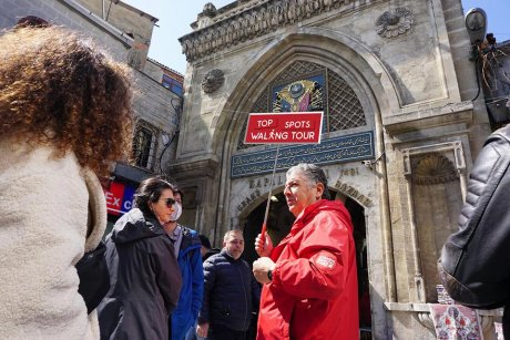 top-spots-walking-tour-istanbul-hagia-sophia - 13