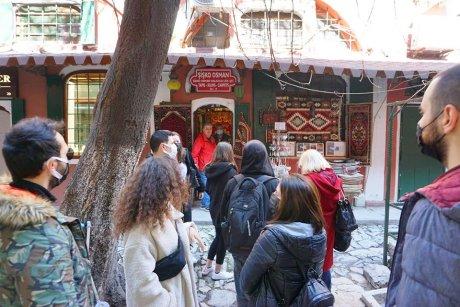top-spots-walking-tour-istanbul-hagia-sophia - 17