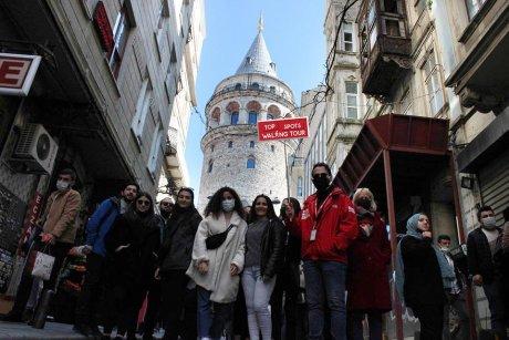 top-spots-walking-tour-istanbul-hagia-sophia - 32