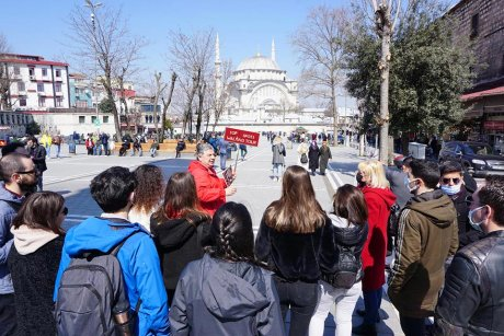 top-spots-walking-tour-istanbul-hagia-sophia - 12
