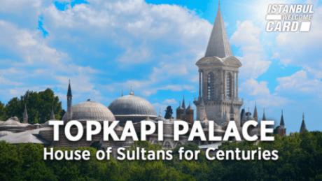 Topkapi Palace Saver Combo Audio guide APP Tour - 3